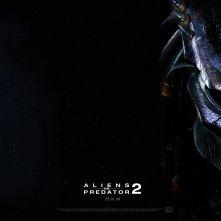 Un wallpaper del film Alien vs. Predator 2