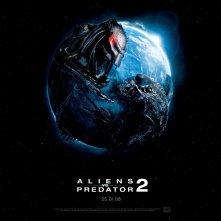 Wallpaper del film Alien vs. Predator 2