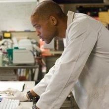 Will Smith in un'immagine di Io sono leggenda un film di Francis Lawrence del 2007