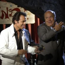 Lino Banfi e Little Tony in L'allenatore nel pallone 2 (2007)
