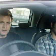 Ewan McGregor e Colin Farrell in una immagine di Sogni e Delitti