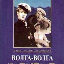 La locandina di Volga-Volga
