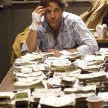 Una foto di Russell Crowe nel film American Gangster