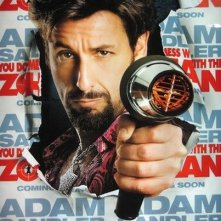 locandina di You Don't Mess With the Zohan