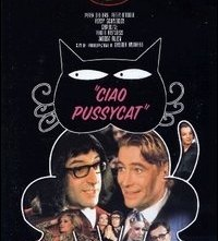 La locandina di Ciao Pussycat
