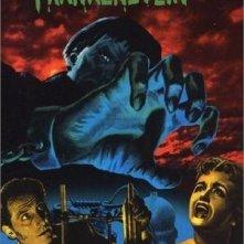 La locandina di La maschera di Frankenstein