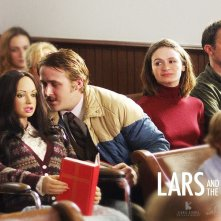 Wallpaper del film Lars e una ragazza tutta sua