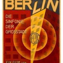 La locandina di Berlino - Sinfonia di una grande città