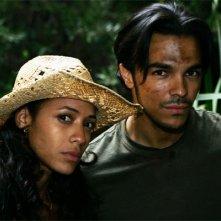 Heroes Volume II - Episodio 1: i gemelli Maya (Dania Ramirez) e Alejandro Herrera (Shalim Ortiz)