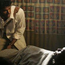 Heroes Volume II - Episodio 2: Mohinder (Sendhil Ramamurthy) cura una nostra vecchia conoscenza (Jimmy Jean-Louis)