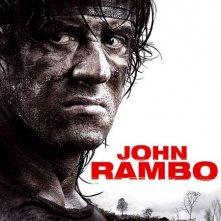 La locandina italiana di John Rambo
