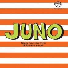 locandina italiana per Juno