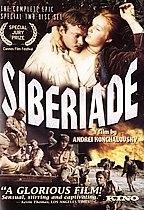 La locandina di Siberiade