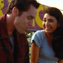 Nicholas Brendon e Ara Celi in una scena dell'episodio 'La prescelta' della seconda stagione di Buffy - L'ammazzavampiri