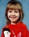 La piccola Christina Aguilera