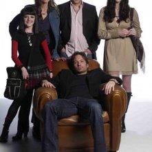 Un'immagine promozionale della serie 'Californication', per la stagione 1