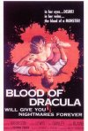 La locandina di Blood of Dracula