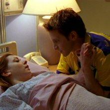 Alyson Hannigan e Seth Green in una scena dell'episodio 'L'inizio della storia (2ª parte)' di Buffy - L'ammazzavampiri