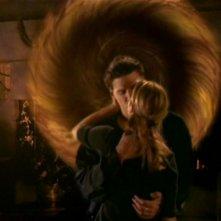 David Boreanaz e Sarah Michelle Gellar in una indimenticabile sequenza dell'episodio 'L'inizio della storia (2ª parte)' della seconda stagione di Buffy - L'ammazzavampiri