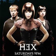 La locandina di Hex
