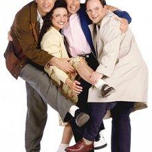 La locandina di Seinfeld