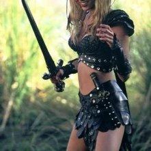 La locandina di Xena - Principessa guerriera