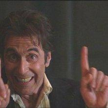 Al Pacino in una immagine deL'AVVOCATO DEL DIAVOLO
