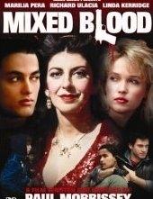 La locandina di Sangue misto