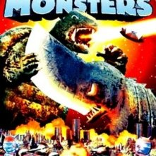 La locandina di King Kong contro Godzilla