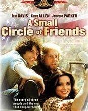 La locandina di Una piccola cerchia di amici