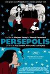 La locandina italiana di Persepolis