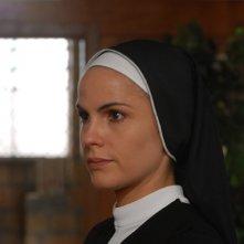 Astra Lanz nel primo episodio della sesta stagione di Don Matteo