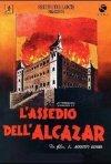 La locandina di L'assedio dell'Alcazar