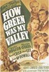 La locandina di Com'era verde la mia valle
