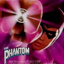 La locandina di The Phantom - Alla ricerca del teschio sacro