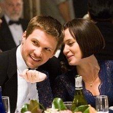 Emily Blunt con Marc Blucas in una scena del film Il club di Jane Austen