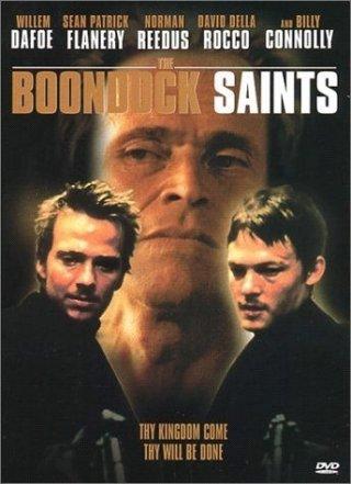 La locandina di The Boondocks Saints - Giustizia finale