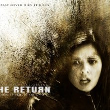 Wallpaper del film L'incubo di Joanna Mills - The Return con Sarah Michelle Gellar