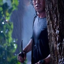 Sylvester Stallone è 'John Rambo'
