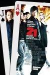 La locandina di 21