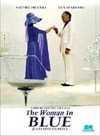 La locandina di La femme en bleu