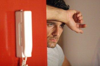 Raoul Bova in una scena del film Scusa, ma ti chiamo amore
