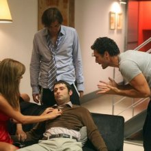 Raoul Bova in una sequenza del film Scusa, ma ti chiamo amore