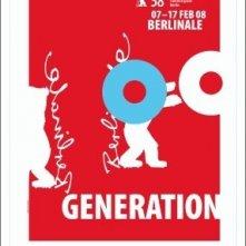 Berlinale 2008: il manifesto della sezione Generation