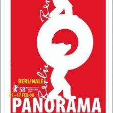 Berlinale 2008: il manifesto della sezione Panorama