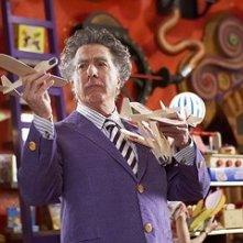 Dustin Hoffman è il protagonista di Mr. Magorium e la bottega delle meraviglie