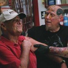 Jack Nicholson in una immagine del film Non è mai troppo tardi