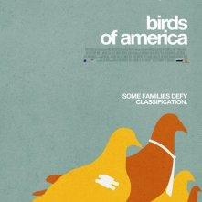 La locandina di Birds of America