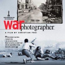 La locandina di War Photographer
