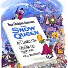 La locandina di La regina della neve